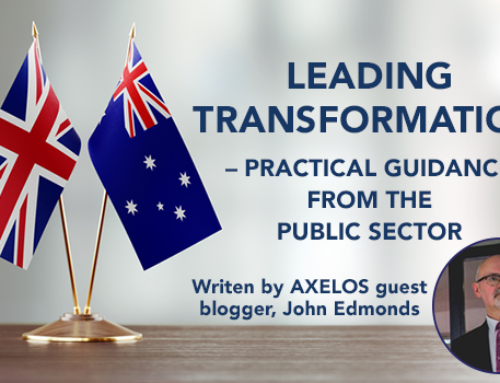 Leading Transformation – Practical Guidance from the Public Sector