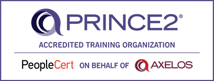 PRINCE2 Accredited Training Organization logo