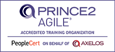 PRINCE2 Agile Accredited Training Organization logo