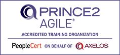 PRINCE2 Agile Accredited Training Organization logo